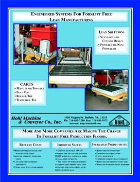 Lean Manufacturing by Hohl Machine3